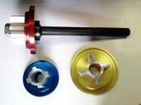 Оправка для установки сальников тягача и прицепа